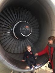 Andres en het vliegtuig, liefde....