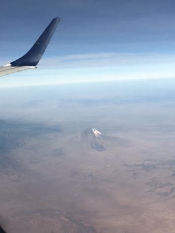 Mount Kilimanjaro - nooit uitzicht boven Tanzania