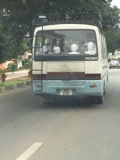 Speciaal vervoer ;)